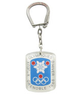 Grenoble 1968 Commemorative Keyring