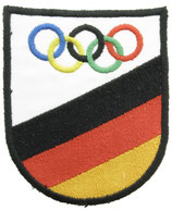 Melbourne 1956 German Team Patch