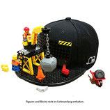 Brick Brick Kids Cap - Schwarz