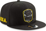 NEW ERA SALUTE TO SERVICE BLACK EDITION - GREEN BAY PACKERS