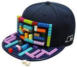 Brick Brick Kids Cap - Navy Blau