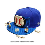 Brick Brick Kids Cap - Royal Blau