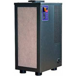 Professioneller Ionisator, portabel, elektronisch gesteuert.