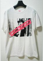 """友川カズキ""""SPITTING FOREVER""""Tシャツ"""
