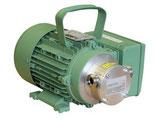 COMBISTAR/K 2000-A, 1400 min-1, 230/400 V Impellerpumpe mit Motor, Kabel und Stecker