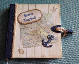 Reisetagebuch abschließbar Maritim