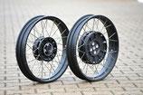 "SCHIZZO® 18"" Spoke Wheels Set for Monolever Models"