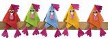 KINDERKURS - wir machen unsere eigene bunte, lustige Hühnerfamilie!