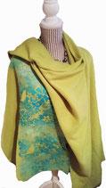 Let's be creative! - effektvolle Textilgestaltung mit Schablonen