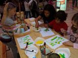 Kinderkurs: Ein Strich - viele Farben. So einfach kann's sein!