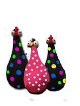 OSTERN steht vor der Tür - wir machen lustige Betonhühner