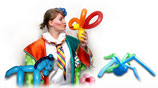 Kinderkurs: Ballonmodellage - lerne doch mal selbst, wie's geht!