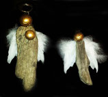 Engel aus Treibholz - ganz zauberhaft!