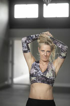 Marilyn Fitness Bra Printed Edition
