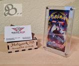 Boosterpack-Case für Pokemon-, Yugioh-  und Magic-Karten