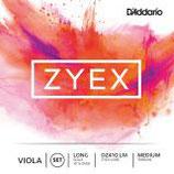 """D'ADDARIO ZYEX Viola Medium scale 15""""-16"""""""