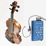 SCHERTLER STAT V PRO - Pickup für Violine / Viola
