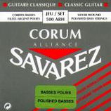 SAVAREZ CORUM ALLIANCE Bass Polished Normal Tension