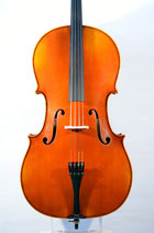 Cello 4/4 Heinrich Gill, Bubenreuth, nach Goffriller, 2017