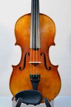 Violine 4/4 - 1/8, S. Bernardo mit Formetui und Bogen