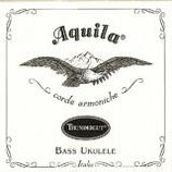 AQUILA Ukulele Bass Set 4-String (all Thundergut strings) GDAE Tuning