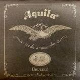 AQUILA Ukulele Tenor SUPERNYLGUT Regular Tuning high G - key of C - GCEA