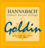 HANNABACH Goldin Medium / High Tension
