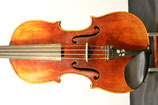 "Violine 4/4 mit Zettel ""Antonius Stradivarius"", 2. Hälfte des 19. Jh."