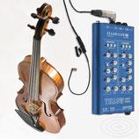 SCHERTLER STAT V ROAD - Pickup für Violine / Viola