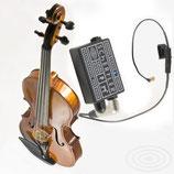 SCHERTLER STAT V SET - Pickup für Violine / Viola