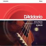 """D'ADDARIO Ukulele Bass, """"Nyltech"""" (Aquila) .094 -.197"""