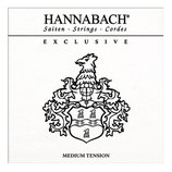 HANNABACH Exclusive Serie Medium Tension