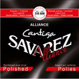 SAVAREZ Alliance / Cantiga silver polished basses