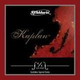 """D'ADDARIO KAPLAN Golden Spiral Soloist Viola Long scale 16"""" A-Saite"""