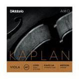 """D'ADDARIO KAPLAN AMO Viola Long scale 16""""-16 1/2"""""""