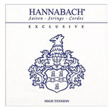HANNABACH Exclusive Serie High Tension