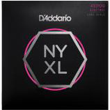 "D'ADDARIO Electric Bass ""New York XL"" Nickel Plated Round Wound, Long Scale"