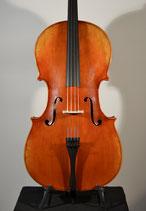 Cello 4/4 nach A. Stradivari 1712 Davidov