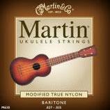 Martin Ukulele Baritone Crystal Nylon .027 - .035