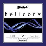 D'ADDARIO HELICORE ORCHESTRAL Kontrabass 3/4
