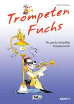 Trompeten Fuchs Band 3 (mit CD)