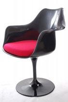 Krzesło inspirowane projektem Tulip armchair