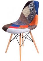 Krzesło P016 inspirowane DSW PatchWork