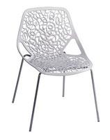 Krzesło inspirowane Cepelia