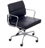 Fotel biurowy CH inspirowany EA217 skóra