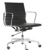Fotel biurowy CH inspirowany EA117 skóra