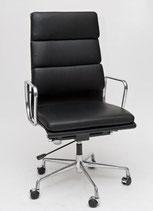 Fotel biurowy CH inspirowany EA219 skóra