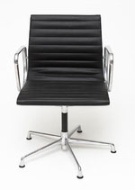 Fotel konferencyjny CH inspirowany EA 108 skóra