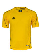 PEAK Shooting Shirt Yellow / Black