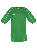 PEAK Shooting Shirt Green / White
